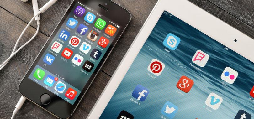 Using social media to get your next job