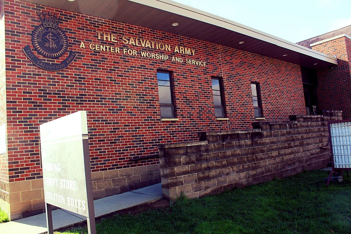DuBois Salvation Army