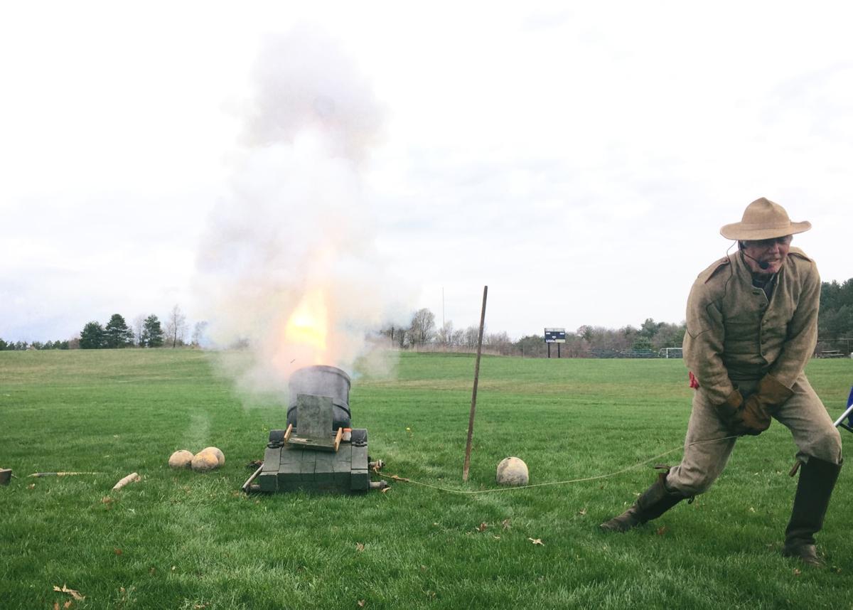 Middle school civil War reenactment celebrates 20th year