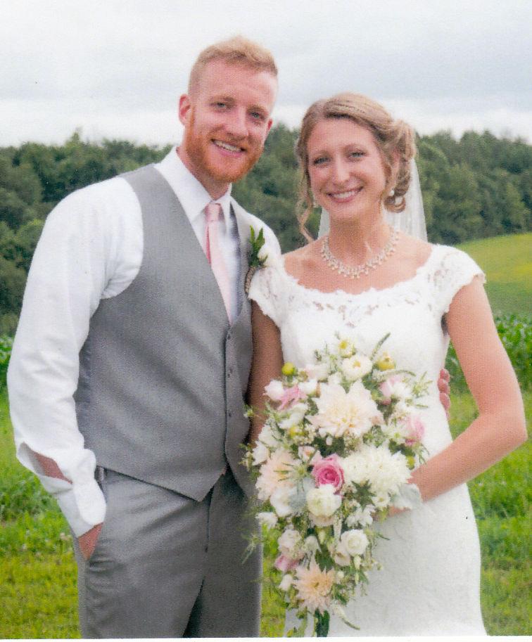 Mr. and Mrs. Jacob Sheakoski