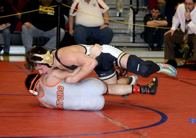 Holland winning reversal at districts