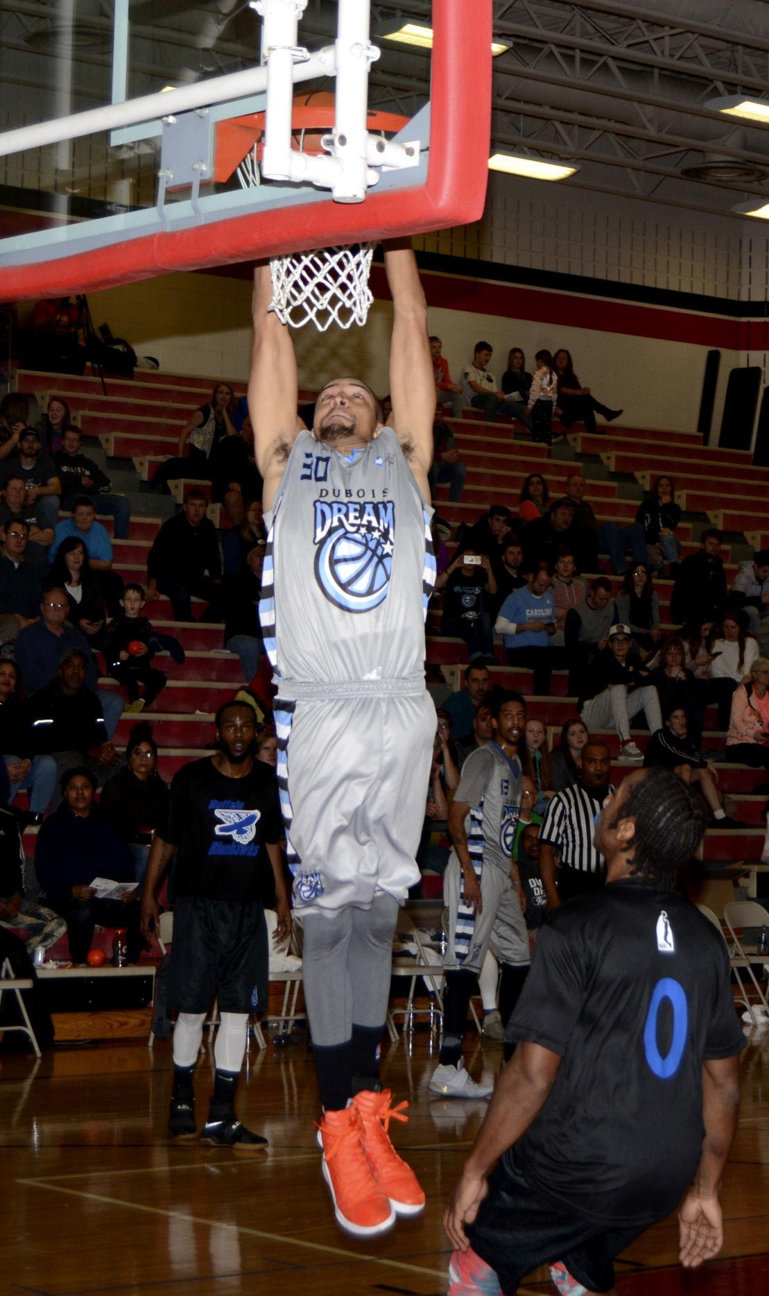 Johnson dunk