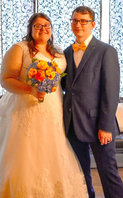 Mr. and Mrs. Timothy Rutledge
