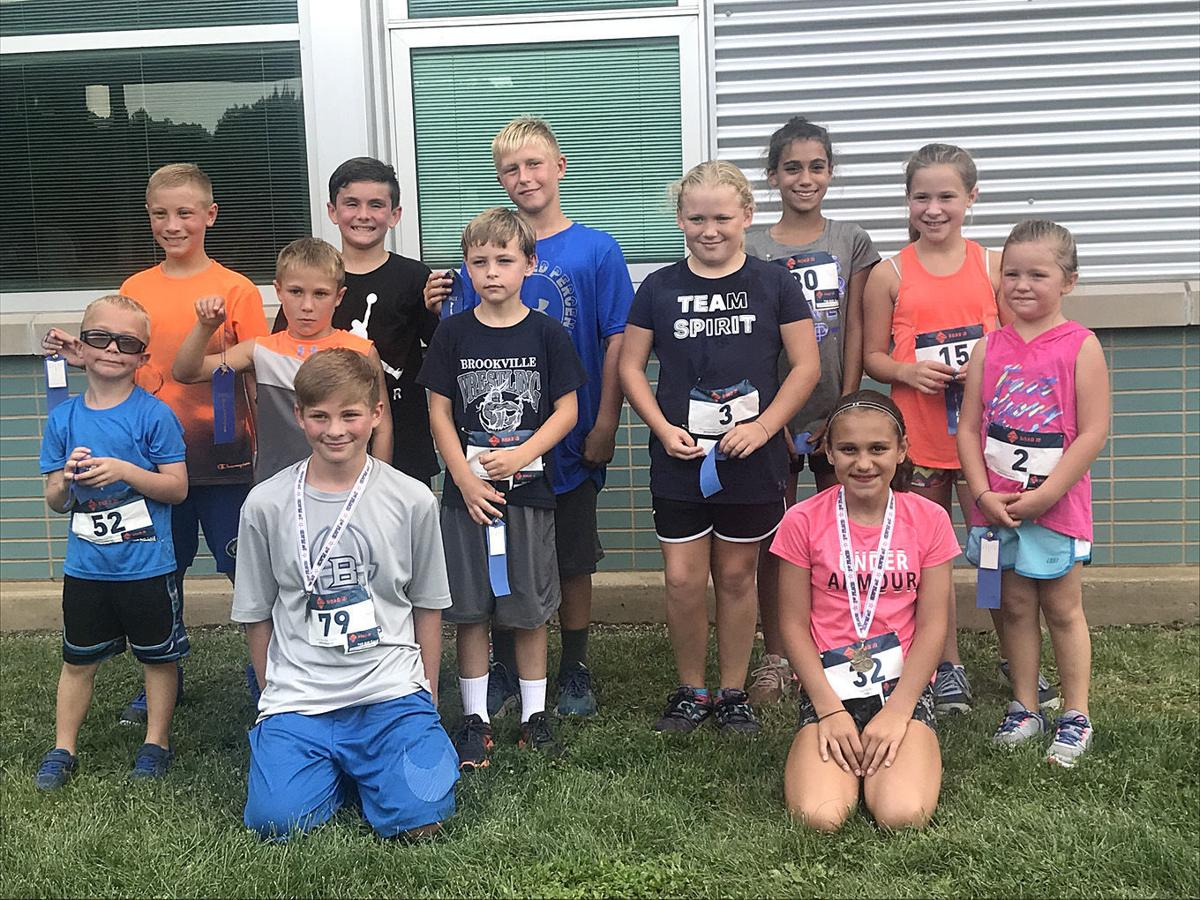 Elementary Cross Country winners