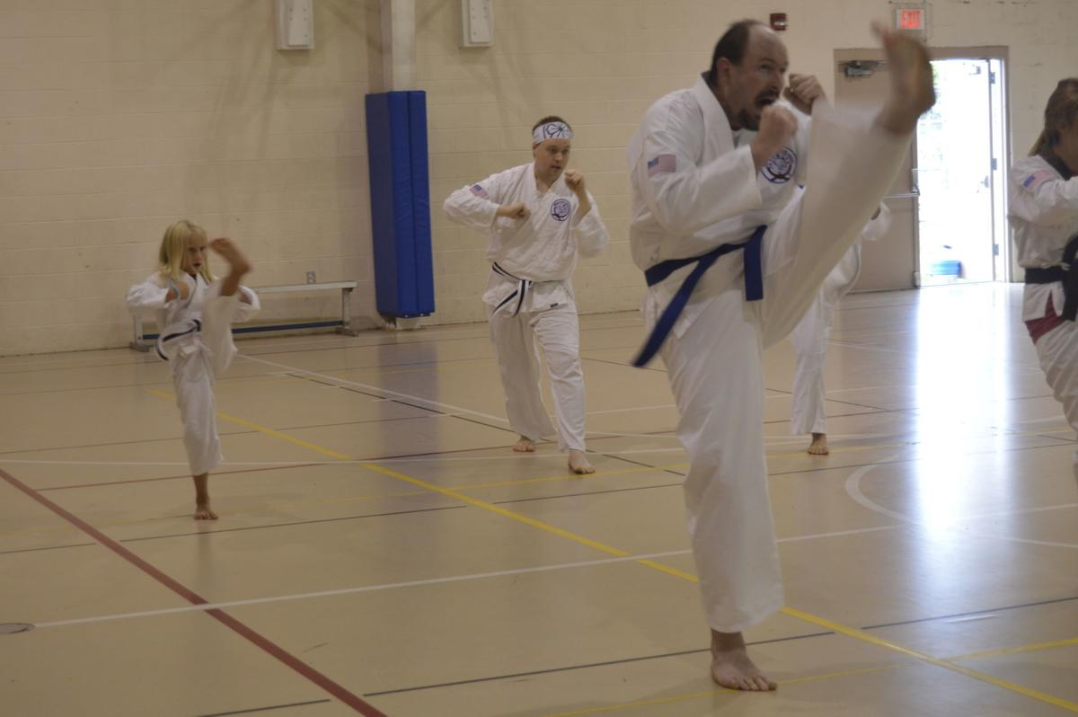 Tri-County Karate at the DuBois YMCA | Gallery