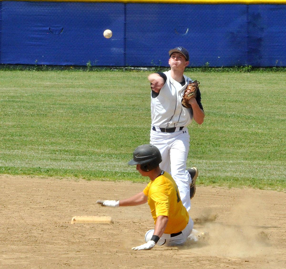 Brady Caylor DP throw