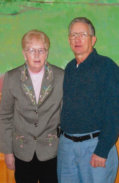 Mr. and Mrs. Errol Kautz