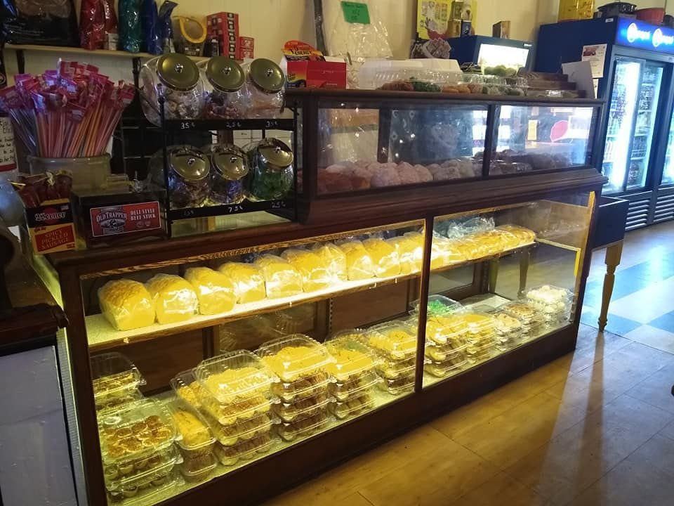 Pictured Are Bakery Items At Harveys Country Cupboard In Big Run Christmas Time