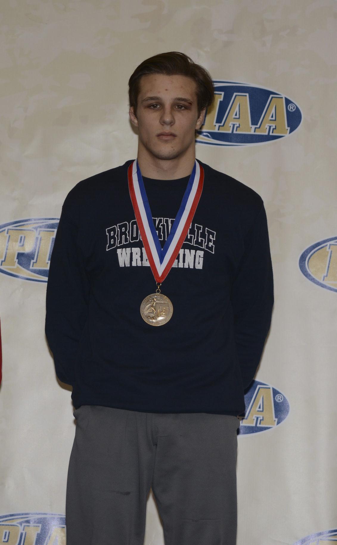 Caleb Hetrick medal