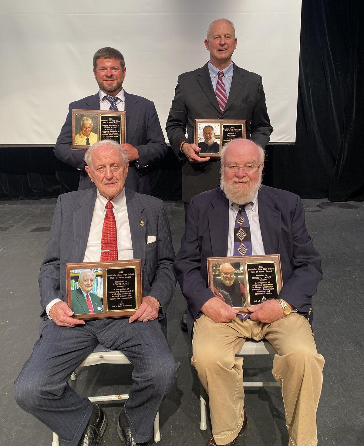 Hall of Fame group