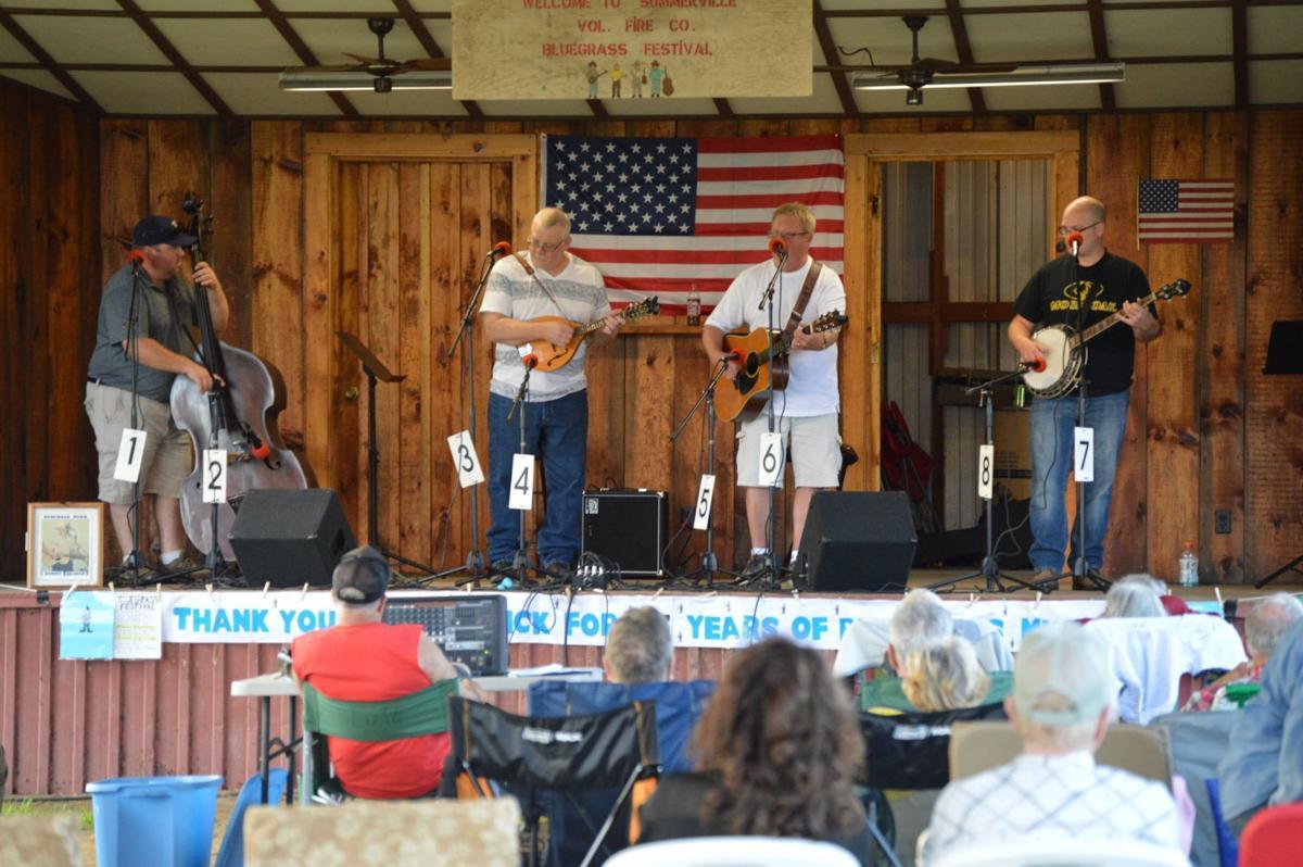 Hidden Drive performs in Summerville