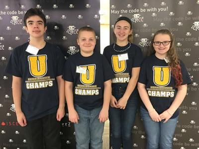 Union Team Competes At Statewide Coding Event Local