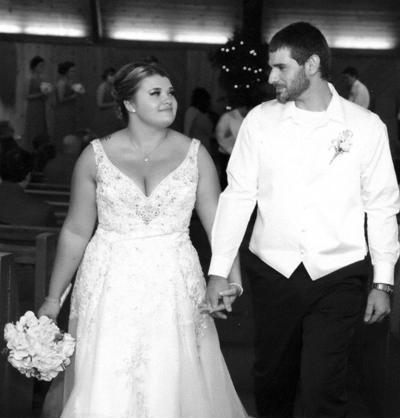 MR. AND MRS. ANDREW REDDINGER