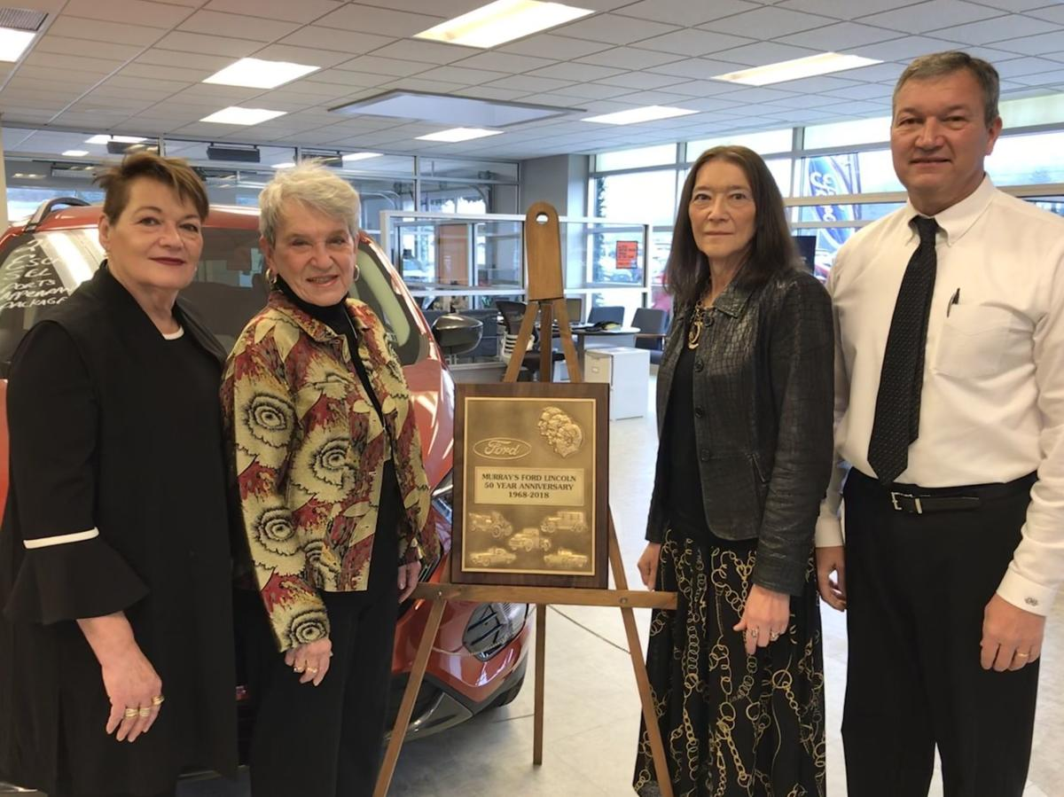Murray Ford Dubois Pa >> Murray S Family Of Dealerships Celebrates 50 Years In Dubois