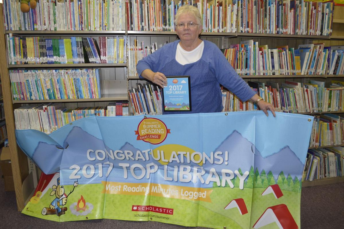 Sykesville among Top 5 Libraries