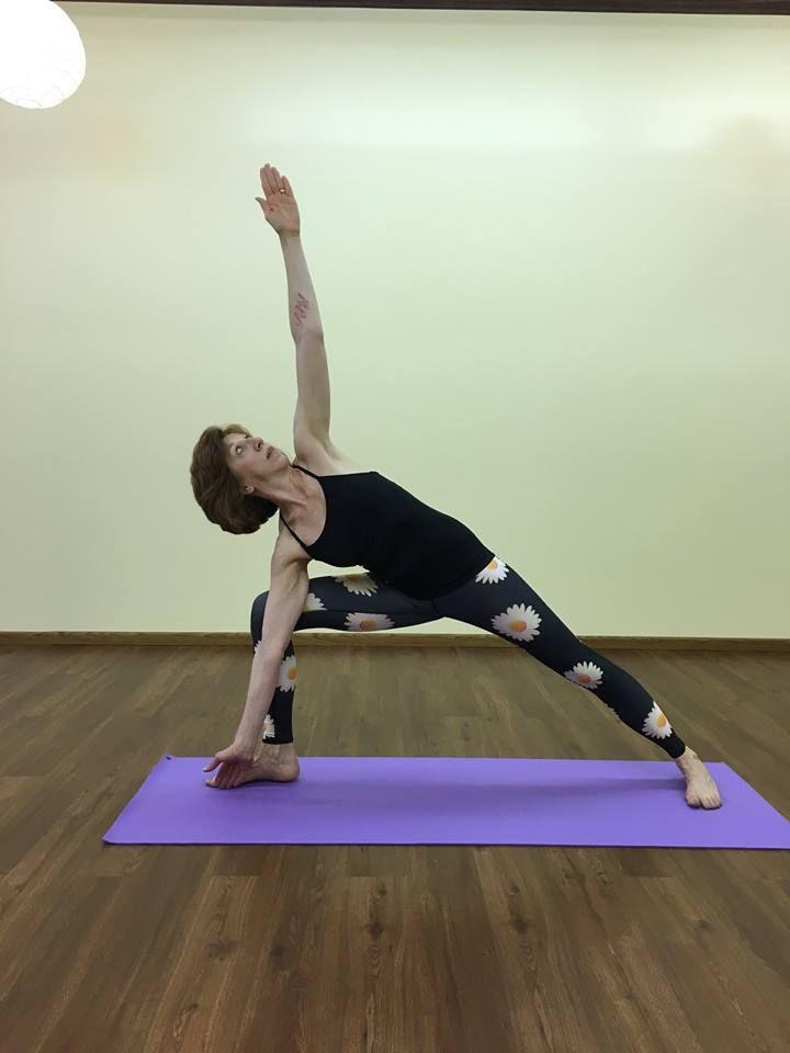 AI Yoga