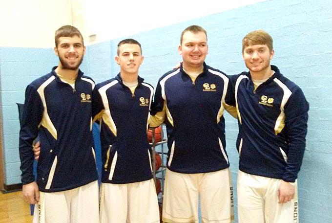 C-L senior boys basketball