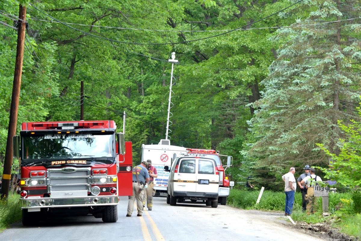 Fatal fire in Heath Township