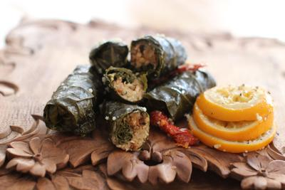 DIY Stuffed grape leaves? They're easier than you think