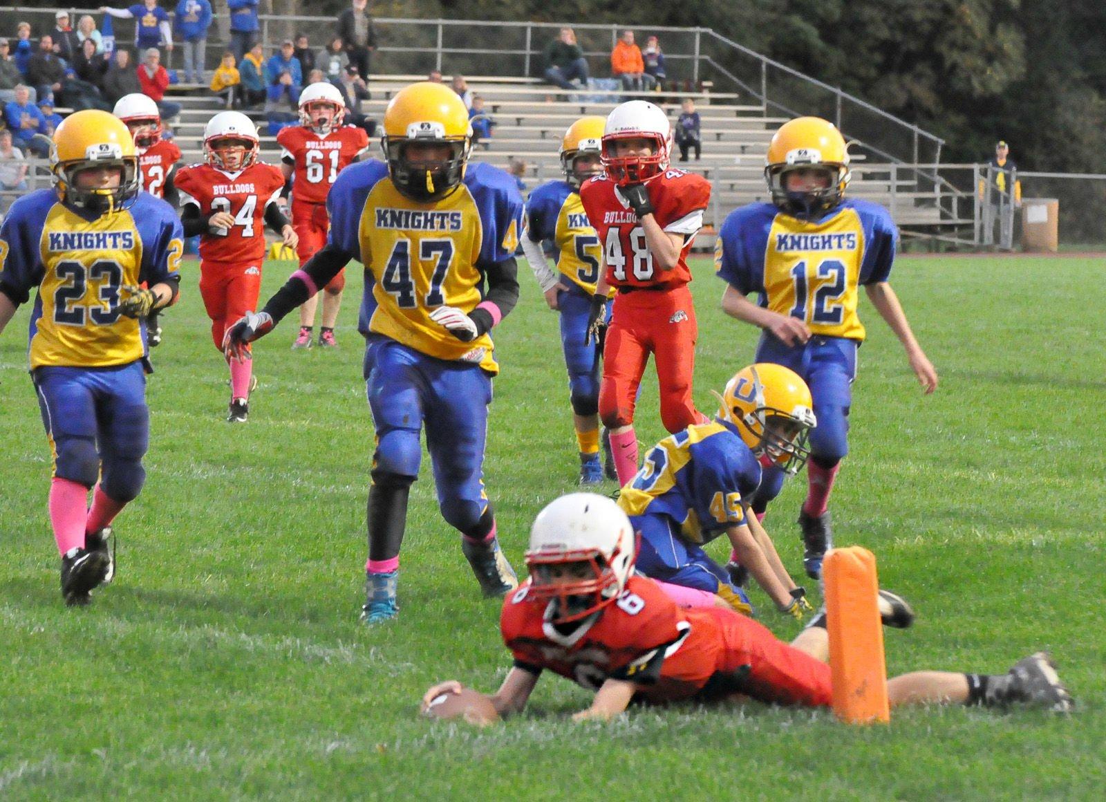 Hancock County Midget Football