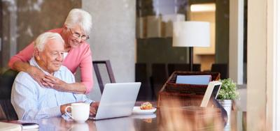 Finding a part time job in retirement