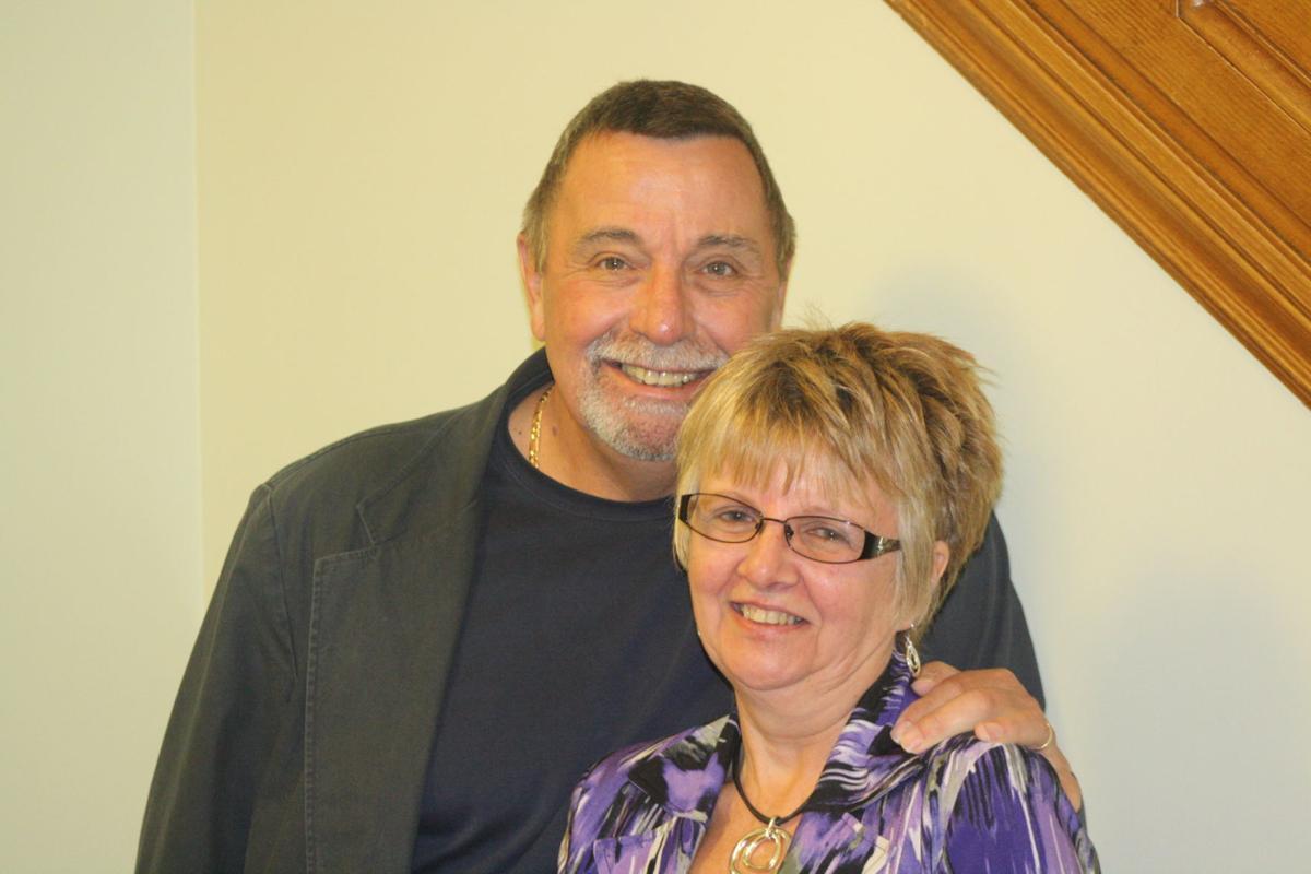 William and Nancy Allenbaugh