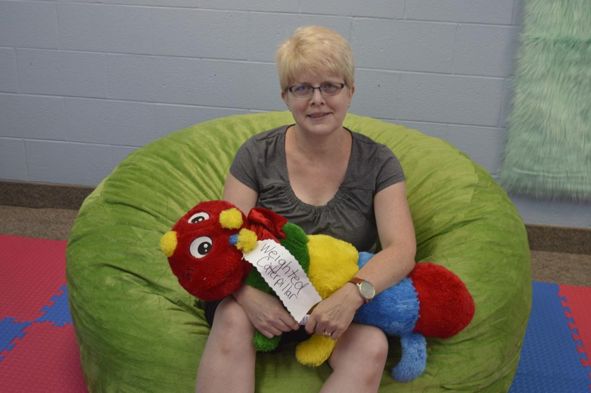 A SAFE PLACE: Local church creates sensory room for children
