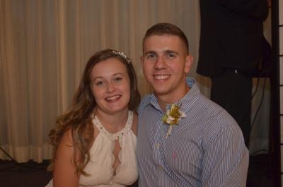 Mr. and Mrs. Alex Allender