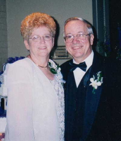 Mr. and Mrs. Jim (Sandy) Allen