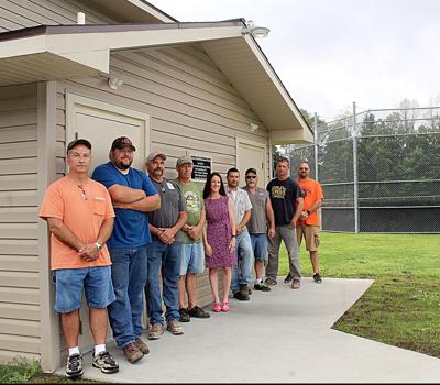 DASD completes new restrooms at Highland softball fields