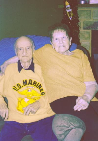 Mr. and Mrs. Harold (Louise) Fillhart