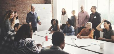Develop your organizational culture and leadership
