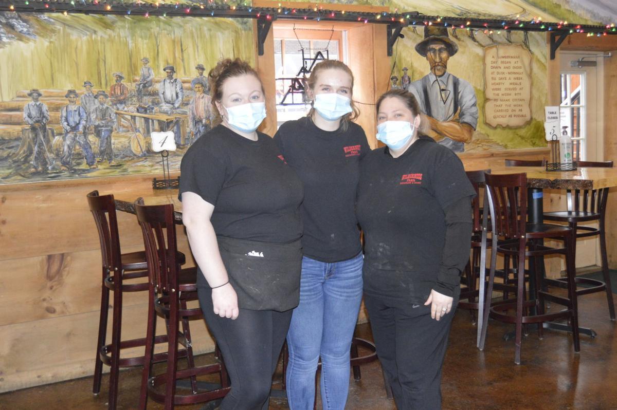 Wilderness Trail employees