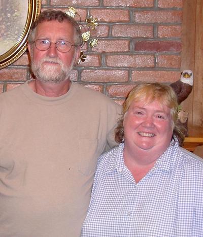 MR. AND MRS. DAVID KIRK