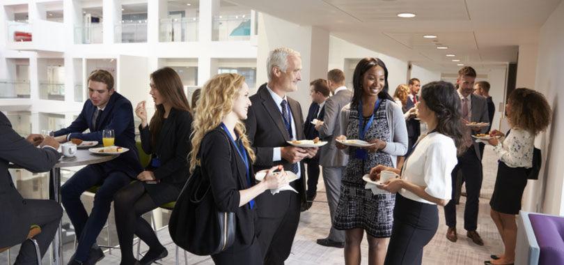 10 effective networking conversation starters