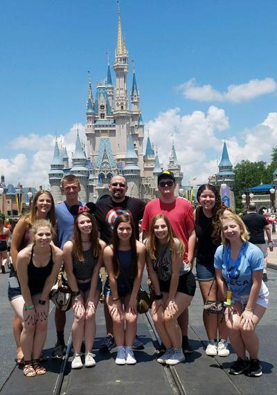 Ridgway DECA students place at international conference, visit