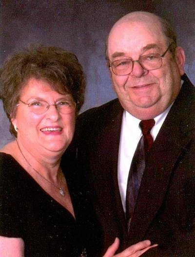 Donald and Dorothy McCall