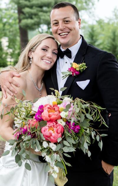 Mr. and Mrs. Max Manfredo