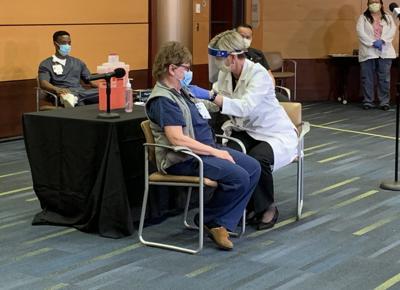 UPMC COVID-19 vaccination