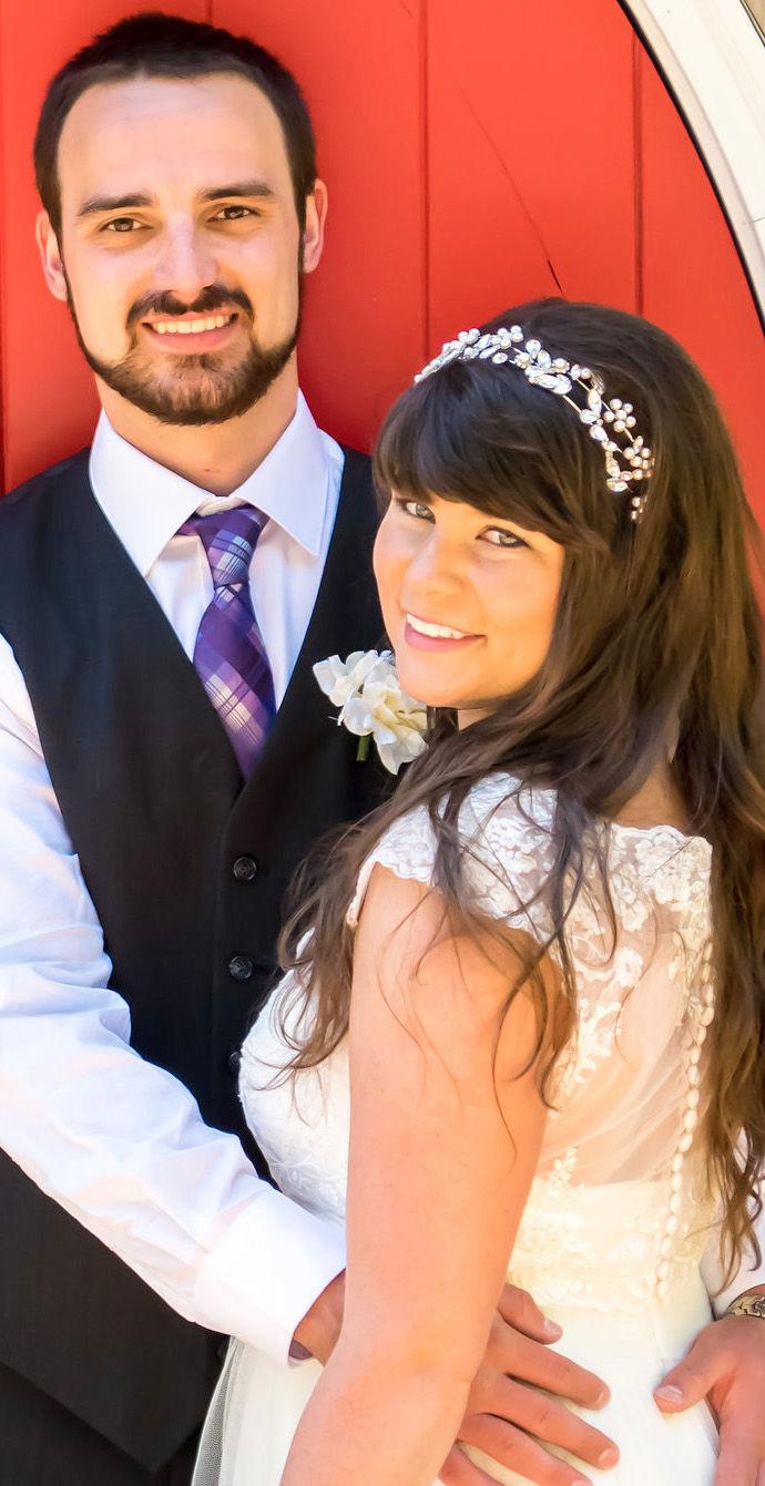 Ryan-McClain wedding