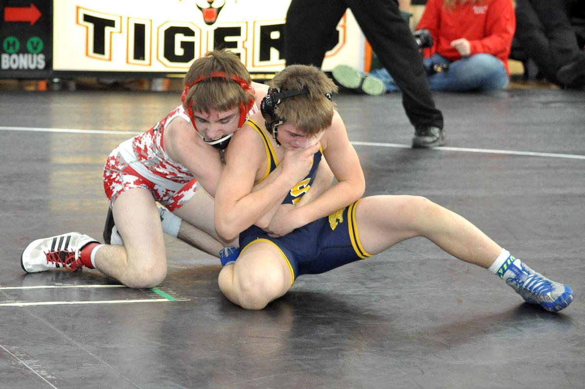 Brayden Altobelli vs. Reagle