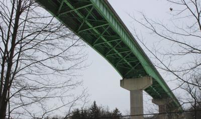 north fork eb bridge