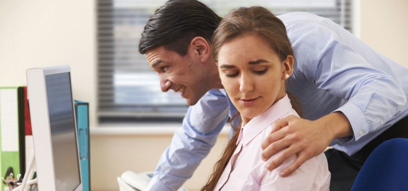 How to identify workplace harassment