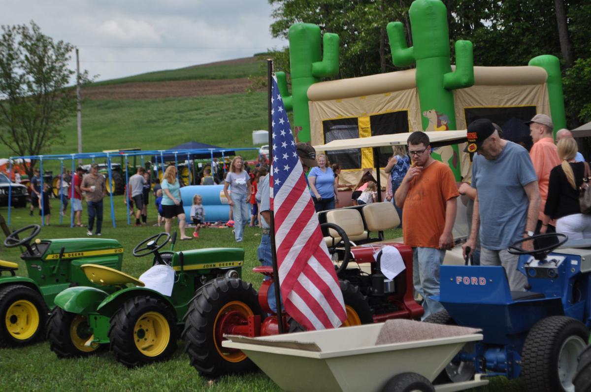 Tractor Sunday 1