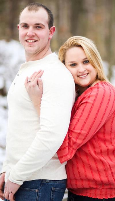 Walker and Solnosky are engaged