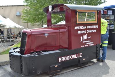 Brookville Equipment Train Car