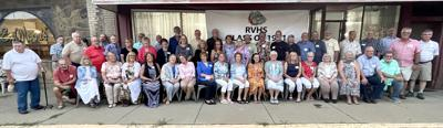RVHS Class of '71 gathers for 50th reunion