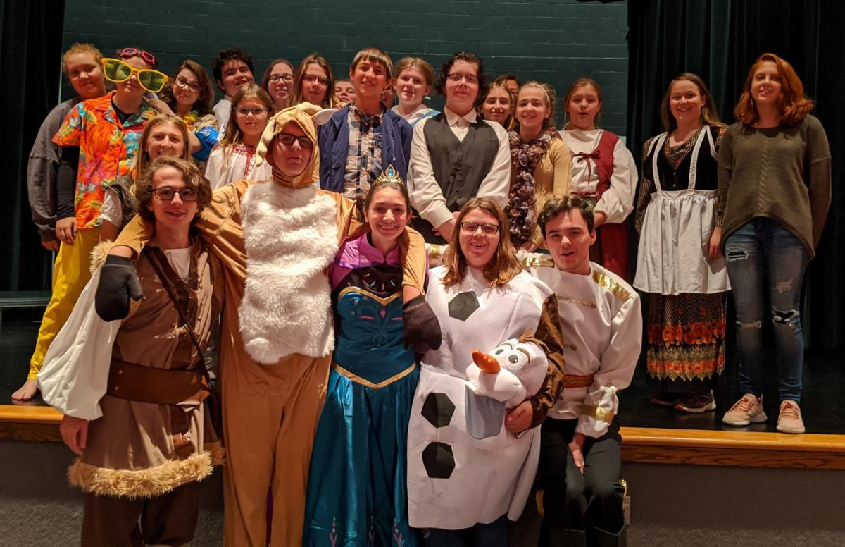 Frozen Jr. Cast & Crew