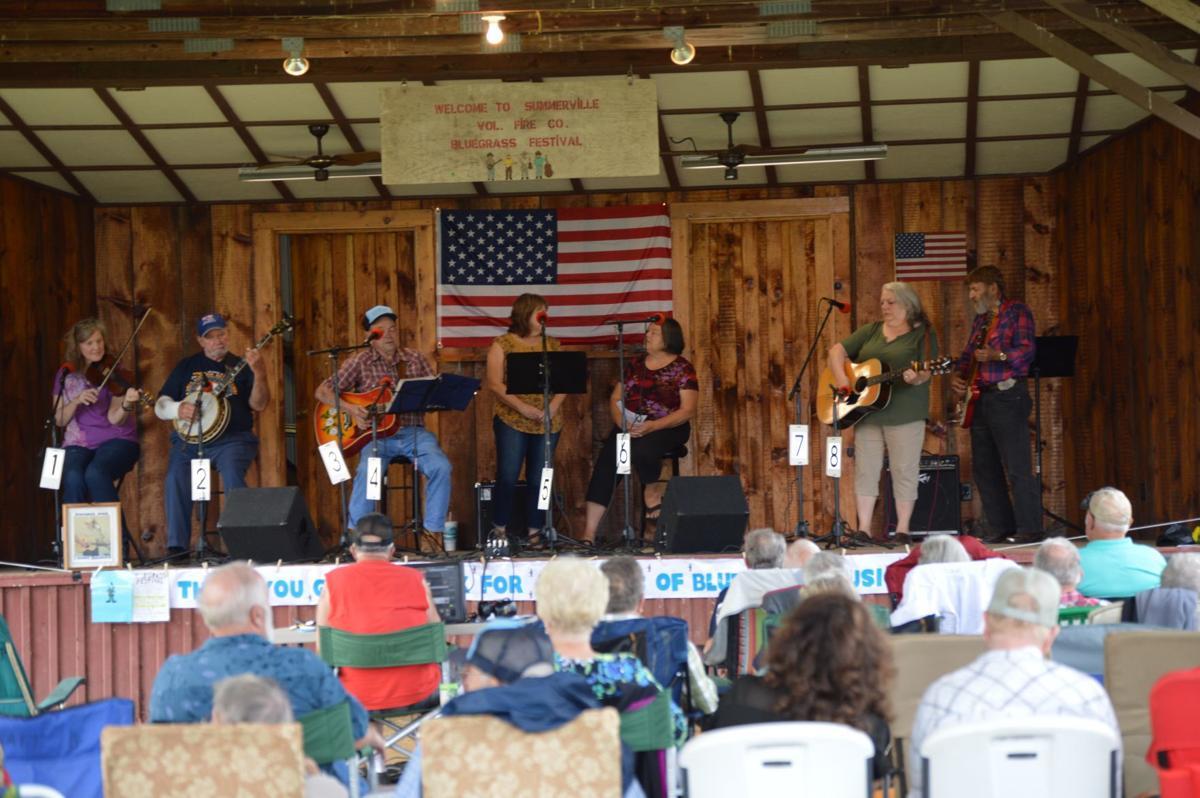 Bluegrass in Summerville