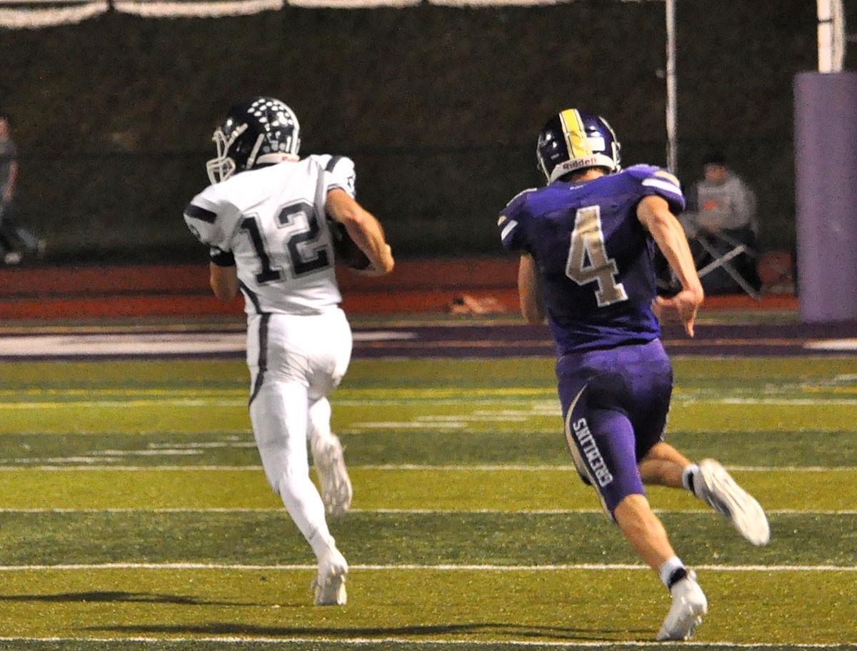 Ian Thrush vs. Karns City action file